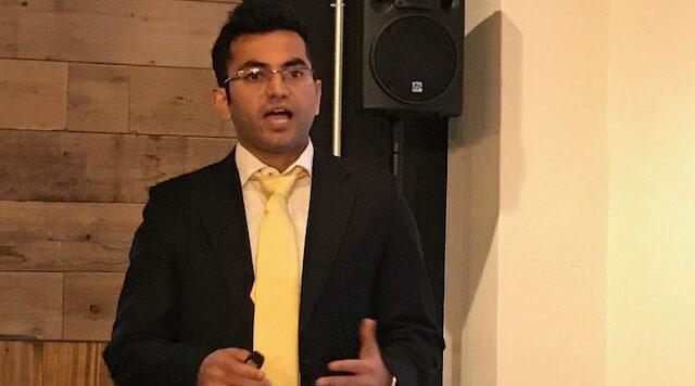 GSF India Meetup Presenter2
