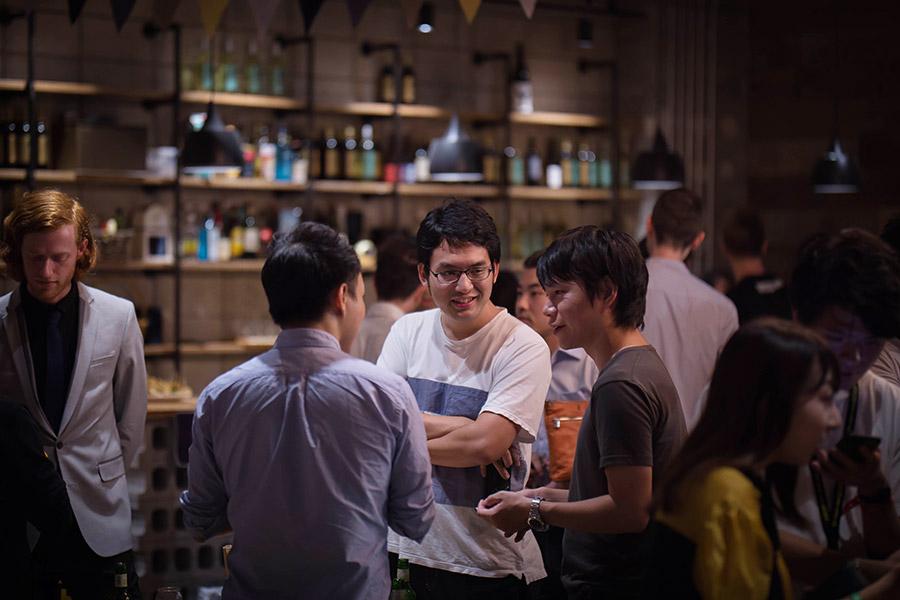 TIA Founders night