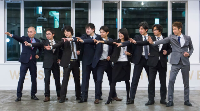 Management Group Photo