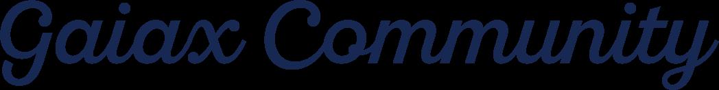 Gaiax Community logo