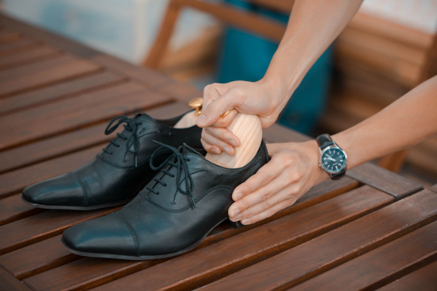 shoepolish