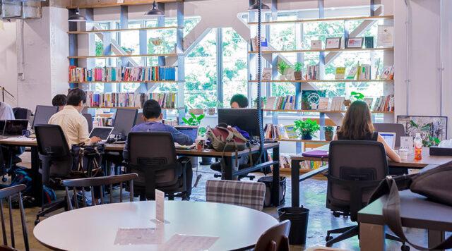 Gaiax Community Space