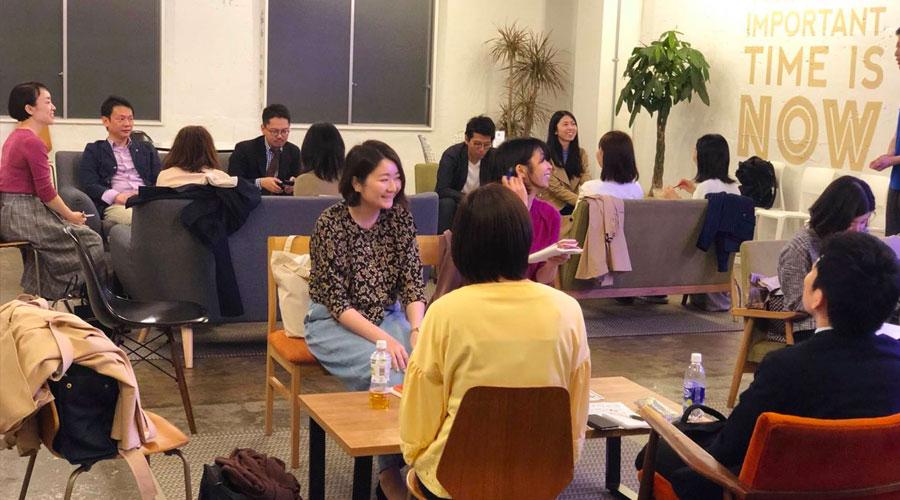 初心者のための英会話カフェ会