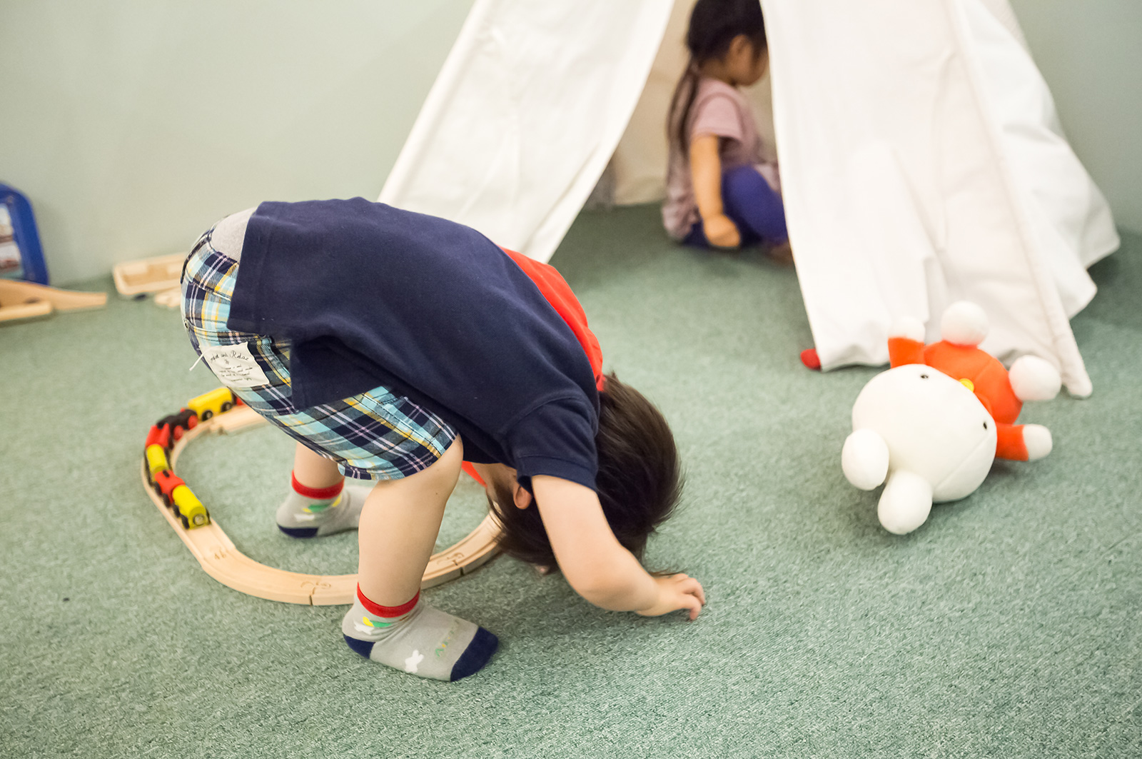 Nagatacho GRID kids room