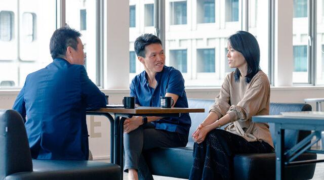 Yuji Ueda And Maki Yamane