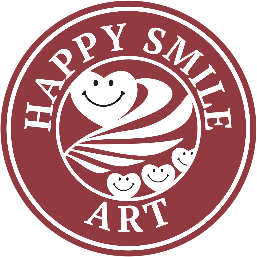 Happy Smile Art