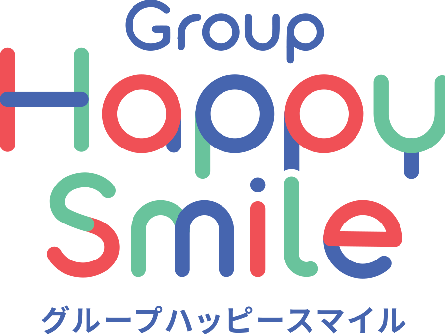 Group Happy Smile