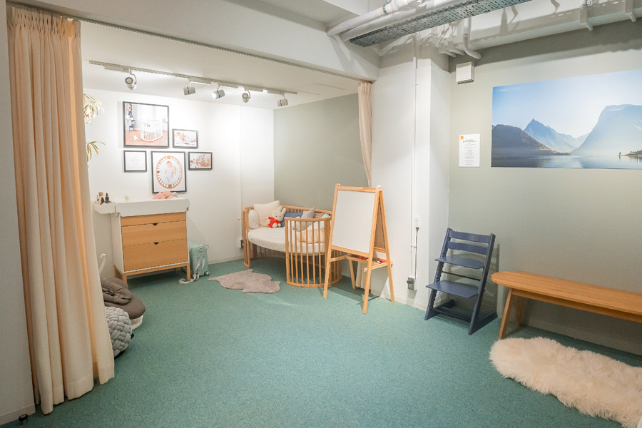 6F ATTiC kids room