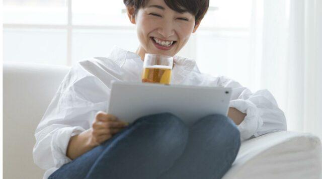 みんなのオンライン飲み会