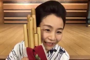 箱根芸者 幸佳さん