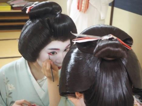 「Meet Geisha Online Drinking:芸者3
