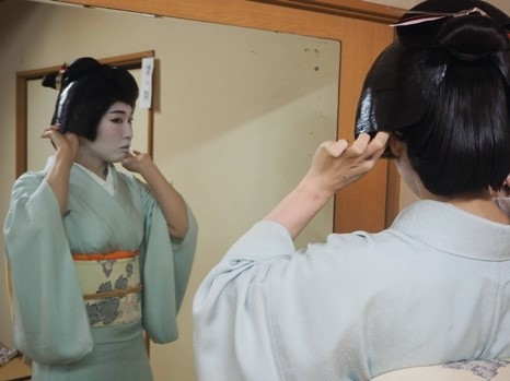 「Meet Geisha Online Drinking:芸者2