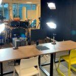 ライブ配信や動画制作の撮影に! 永⽥町駅徒歩2分のレンタルスタジオ「GRiD Studio」を提供開始 〜設備・人材完備、手ぶらで本格生配信を実現〜