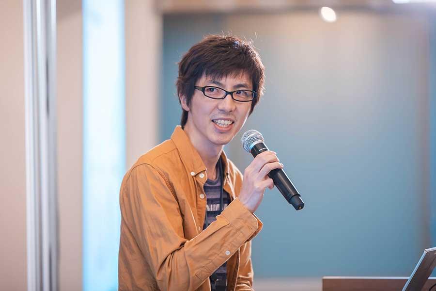 """""""社会の変化を加速する"""" 広報として果たす役割』高野比呂史"""