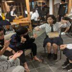 「島起業」目指し島根・隠岐の高校生に起業ゼミ 新規事業育成のガイアックススタートアップスタジオ 2/26(金)授業公開 同校出身の大学生起業家が後輩にアドバイス
