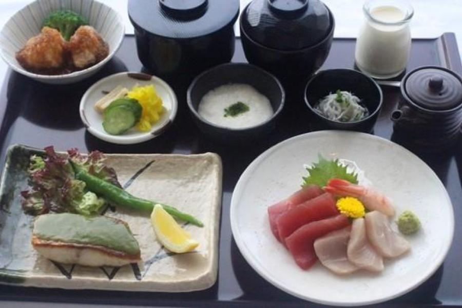 観音崎京急ホテル ランチビュッフェ