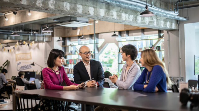 起業相談は現役起業家にするべき!事業相談から伴走まで