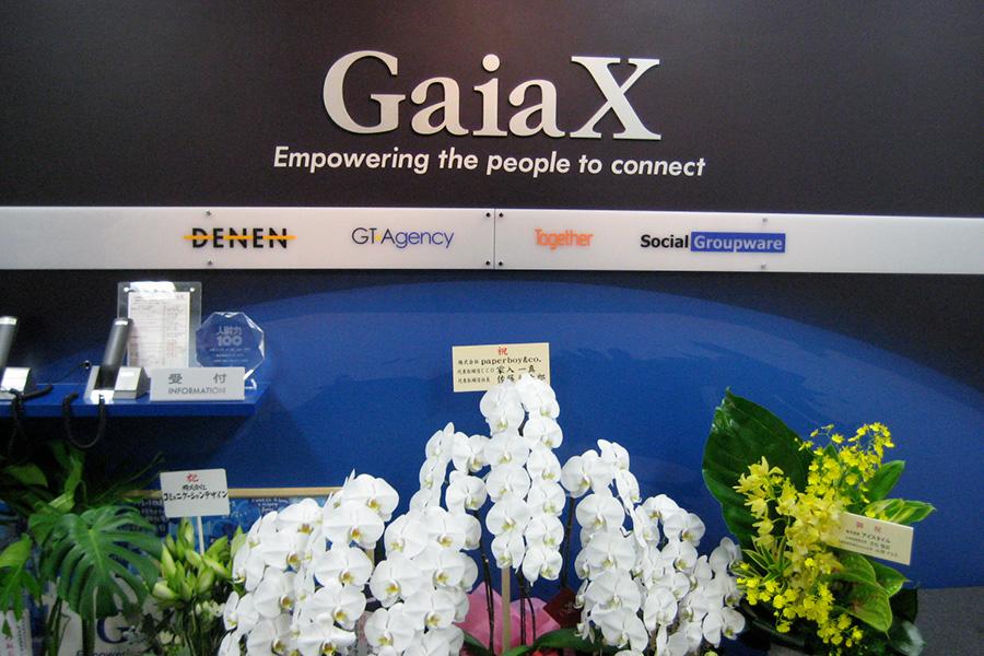Gaiax History