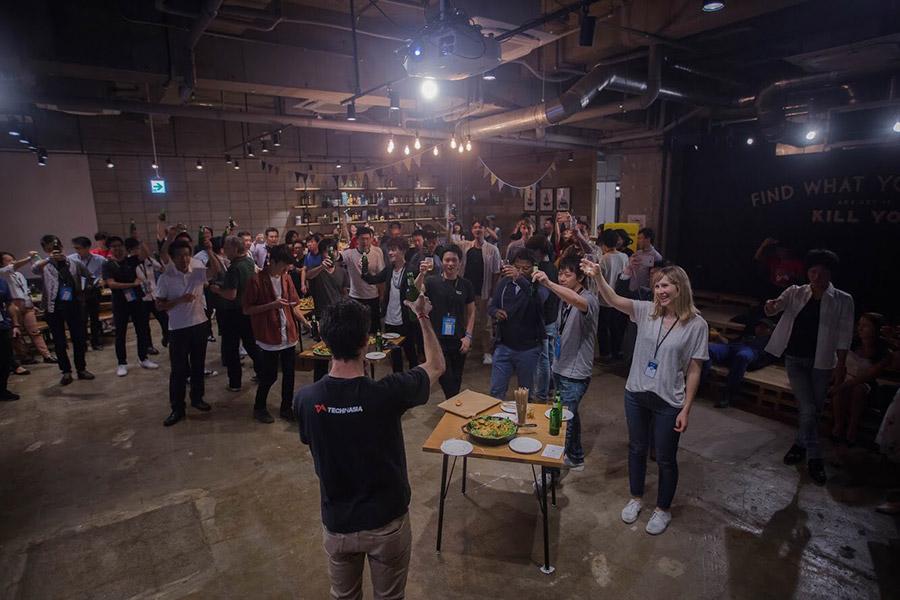 TIA Founders night 2017