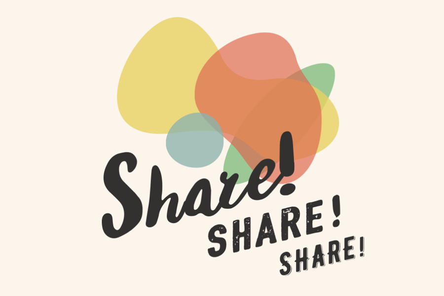 Share! Share! Share!